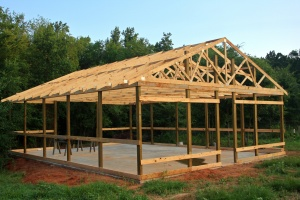Free Small Barn Plans, Outbuilding Plans, Farm Barn Designs, DIY